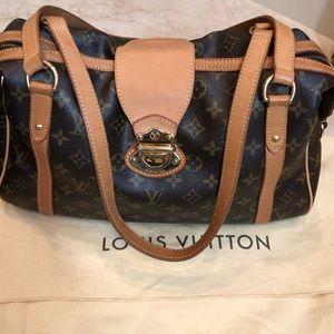Authentic Louis Vuitton Stressa GM!